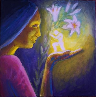 shri-mataji-sita-mary-annunciation1